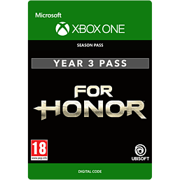 For Honor: Year 3 Pass for Xbox One