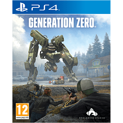 Generation Zero With GAME Exclusive Radical Vanity DLC