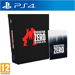 Generation Zero Collectors Edition With GAME Exclusive Radical Vanity DLC