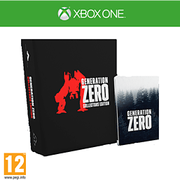 Generation Zero Collectors Edition for Xbox One - Preorder