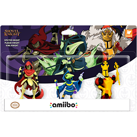 Shovel Knight - Amiibo - 3 Pack