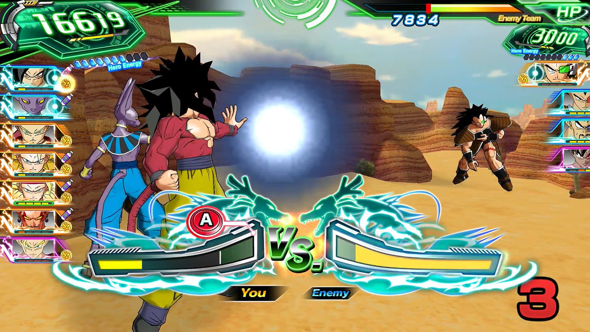 Hasil gambar untuk Super Dragon Ball Heroes: World Mission