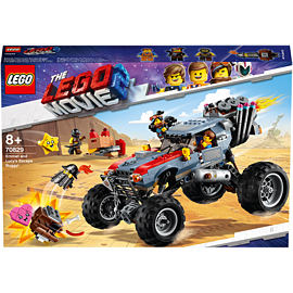LEGO Emmet and Lucy's Escape Buggy! - 70829