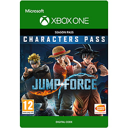 Jump Force: Character Pass