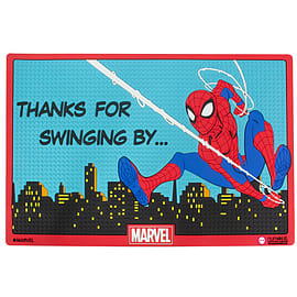 Official Marvel: Spider Man door Mat