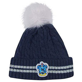 Harry Potter Pom-Pom Beanie - Ravenclaw for Clothing and Merchandise