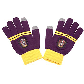 Harry Potter E-Touch Gloves - Gryffindor