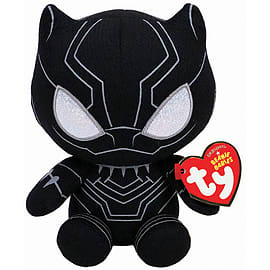 TY Marvel Beanies Black Panther
