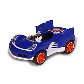 Sonic All Stars Racing Transformed - Sonic the Hedgehog Pull Backs