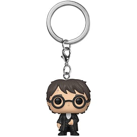POP! Keychain: Harry Potter - Harry (Yule Ball)