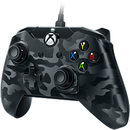 Xbox One Deluxe Controller Black
