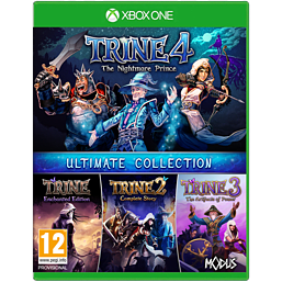 Trine Ultimate Collection - GAME Exclusive