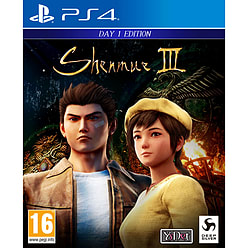 Shenmue III - With GAME Exclusive Steelbook