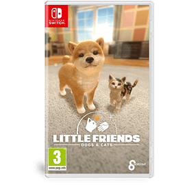 Little Friends: Dogs And Cats