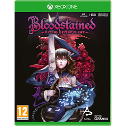 Bloodstained: Ritual Of The Night - GAME Exclusive