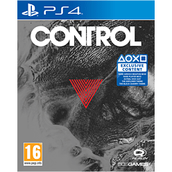 Control Deluxe Edition - GAME Exclusive