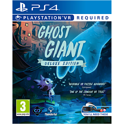 Ghost Giant Deluxe Edition - GAME Exclusive