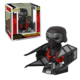 POP Deluxe: Star Wars Episode 9 - Kylo Ren in Tie Whisper
