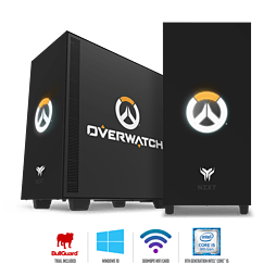 Yoyotech Warbird Overwatch (i5-9400F / 16GB DDR4 / RTX 2060 6GB) Gaming PC - GAME Exclusive