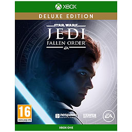 Star Wars Jedi: Fallen Order Deluxe Edition With Pre-Order Bonus