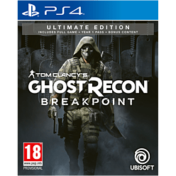 Ghost Recon Breakpoint - Ultimate Edition - UK Retail GAME Exclusive