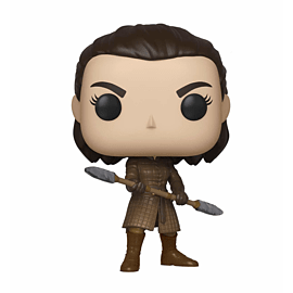 POP! Television: Game of Thrones - Arya with Two Headed Spear