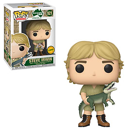 POP TV: Crocodile Hunter - Steve Irwin w/Chase