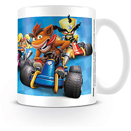 Crash Team Racing (Race) Coffee Mug