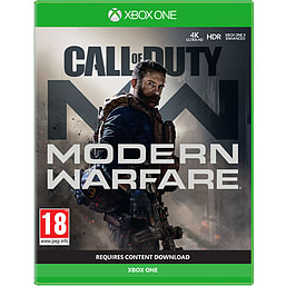 Call Of Duty Modern Warfare + GAME Exclusive 2XP