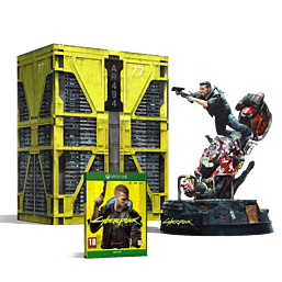 Cyberpunk 2077 Collector's Edition with postcards - GAME Exclusive
