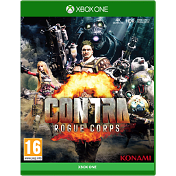 CONTRA: ROGUE CORPS - GAME Exclusive