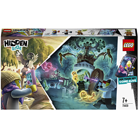 LEGO® Hidden Side™ Graveyard Mystery - 70420 - With GAME Exclusive Pre-order Bonus