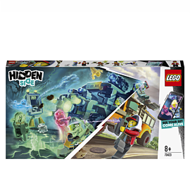 LEGO® Hidden Side™ Paranormal Intercept Bus 3000 - 70423 - With GAME Exclusive Pre-order Bonus