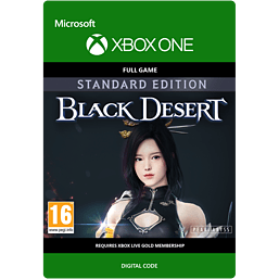 Black Desert: Standard Edition (Europe)