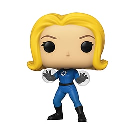 POP Marvel: Fantastic Four - Invisible Girl