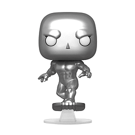 POP Marvel: Fantastic Four - Silver Surfer(MT)