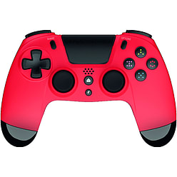 Gioteck VX-4 Wired Controller - Red (Only at Game)