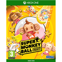 Super Monkey Ball Banana Blitz HD