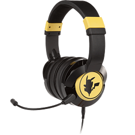 The PowerA Wired Gaming Headset Pikachu