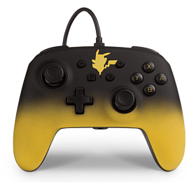 Enhanced Wired Controller for Nintendo Switch - Pikachu Fade - GAME Exclusive