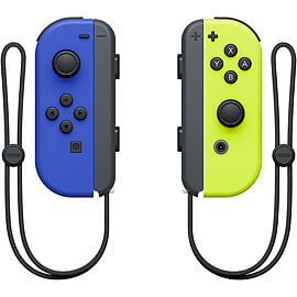 Nintendo Switch Joy-Con Pair: Neon Blue/Neon Yellow