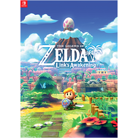 The Legend of Zelda: Link's Awakening A2 Poster Pre-Order Bonus