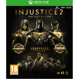 INJUSTICE 2 Legendary Edition Day One Edition
