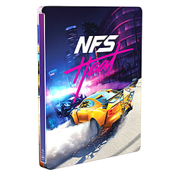 Need For Speed: Heat - Steelbook - GAME Exclusive