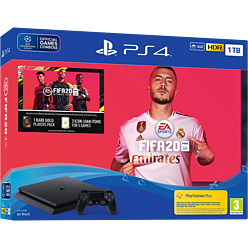 PlayStation 4 1TB FIFA 20 Bundle
