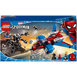 LEGO 76150 Super Heroes: Marvel Spider-Man Jet vs. Venom Mech