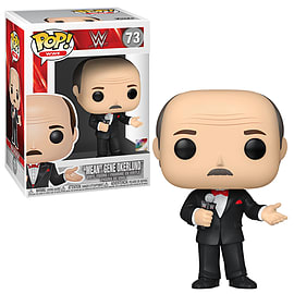 POP WWE: Mean Gene