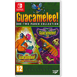 Guacamelee! One-Two Punch Collection - with GAME Exclusive Pre-Order Bonus