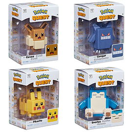Pokémon Quest: 4 inch vinyl figure