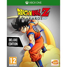 Dragonball Z Kakarot Deluxe Edition - GAME Exclusive
